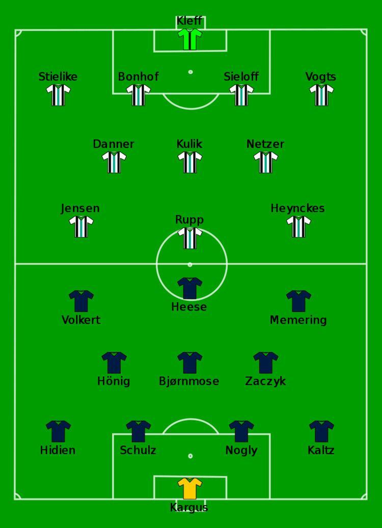1973 DFB-Ligapokal Final