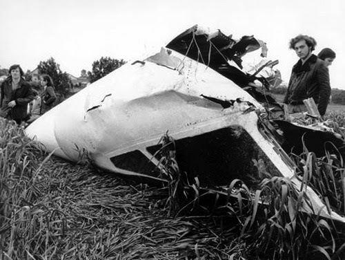 1973 Paris Air Show crash grasshoppaircom 1973 Paris Air Show crash