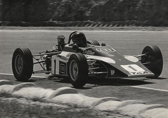 1973 TAA Formula Ford Driver to Europe Series