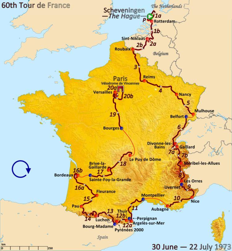 1973 Tour de France