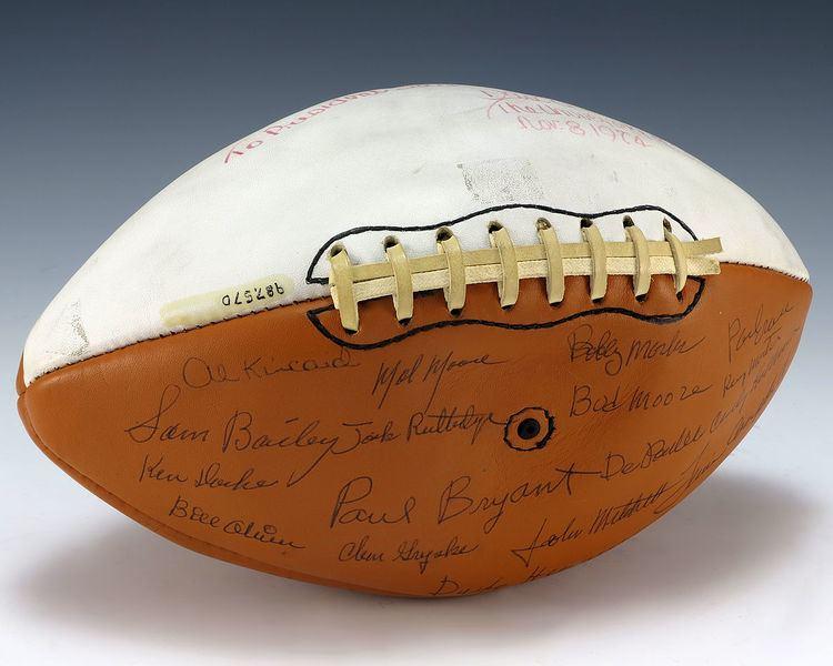 1974 Alabama Crimson Tide football team