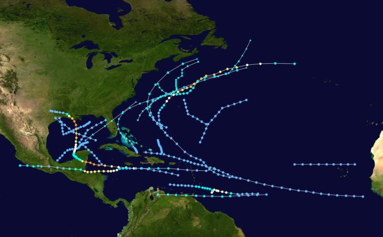 1974 Atlantic hurricane season