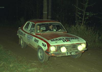 1974 Australian Rally Championship