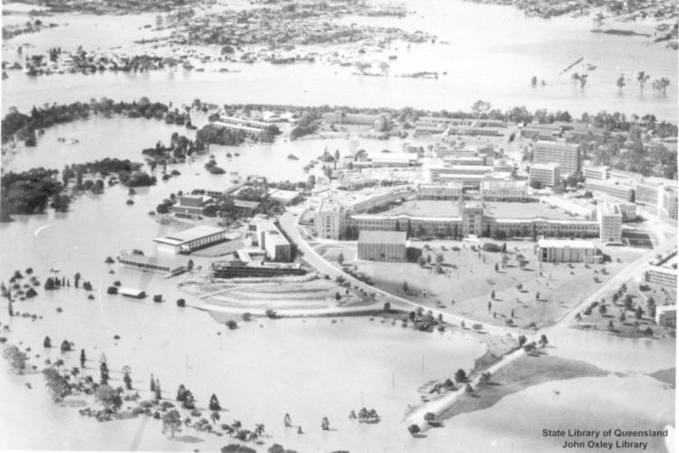 1974 Brisbane flood Gallery Brisbane39s 1974 floods 40 years on ABC News Australian