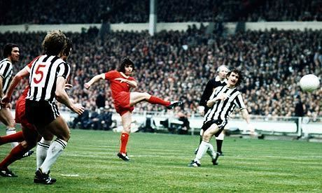 1974 FA Cup Final LIVERPOOL 3 NEWCASTLE UNITED 0 FA Cup Final Wembley Stadium 4th May