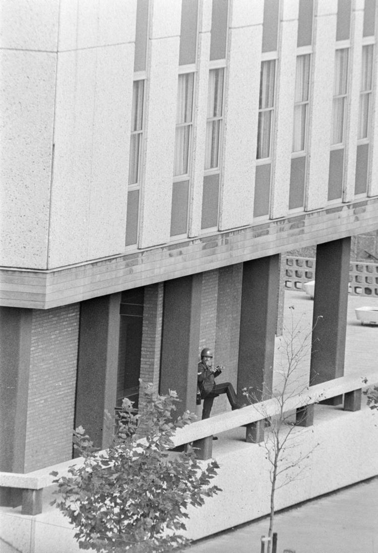 1974 French Embassy attack in The Hague