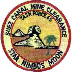 1974 Suez Canal Clearance Operation