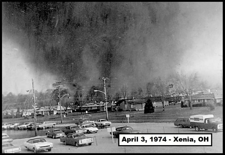 1974 Super Outbreak Iconic Images from April 3 1974 The Super Outbreak WDRB Weather