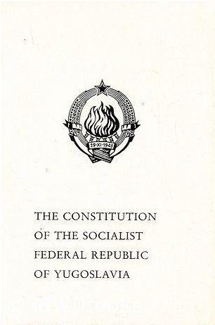 1974 Yugoslav Constitution