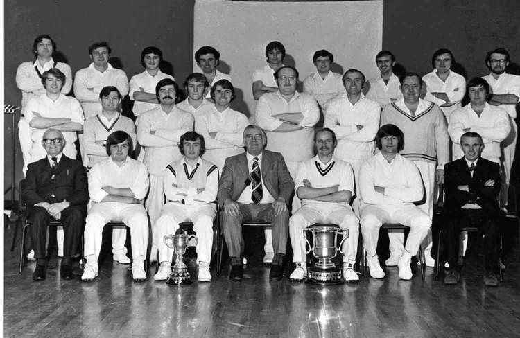 1975 Cricket World Cup Cregagh Cricket Club