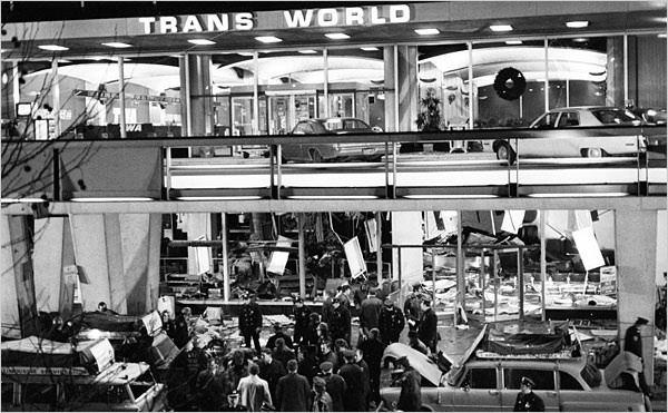 1975 LaGuardia Airport bombing The LaGuardia Airport Christmas bomb of 1975 Ephemeral New York
