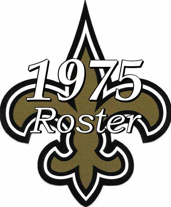 1975 New Orleans Saints season wwwnosaintshistorycomwpcontentuploads201312