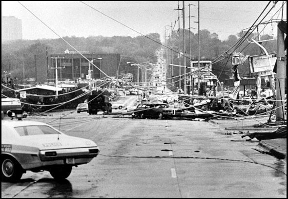 1975 Omaha tornado outbreak From The Archives May 6 1975 tornado Blogs omahacom