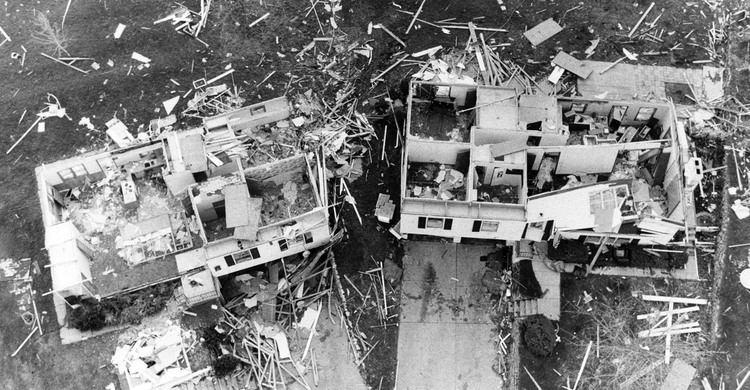 1975 Omaha tornado outbreak Tracking a beast Tracking a beast the May 6 1975 Omaha tornado