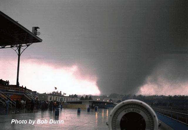 1975 Omaha tornado outbreak May 1975 Omaha Tornado