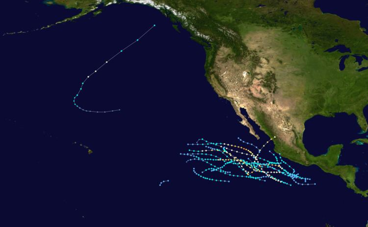 1975 Pacific hurricane season