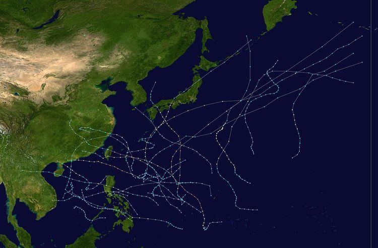 1975 Pacific typhoon season