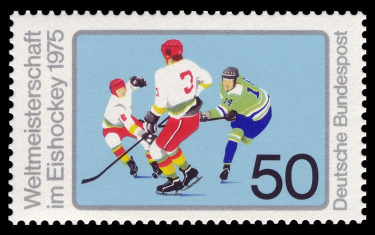 1975 World Ice Hockey Championships