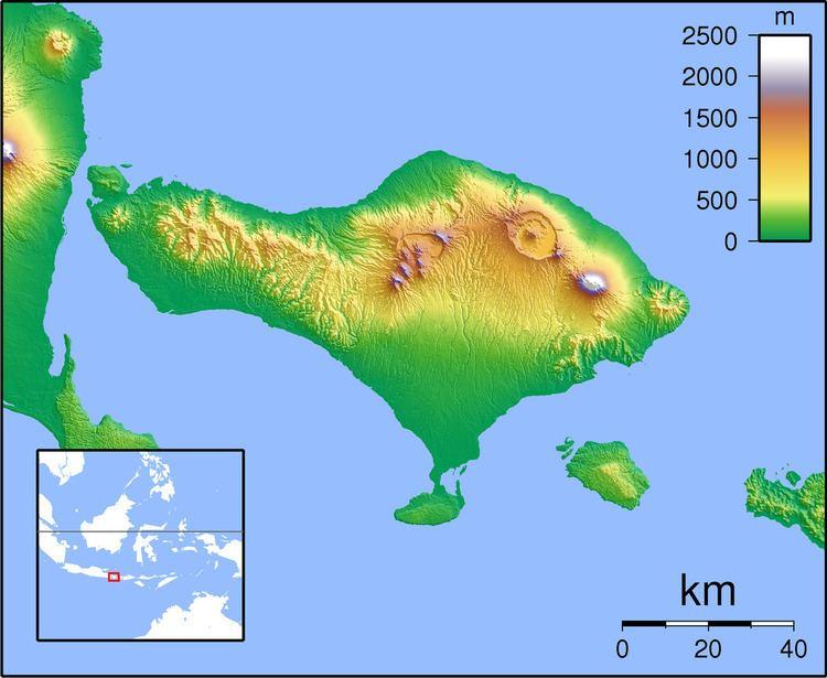 1976 Bali earthquake