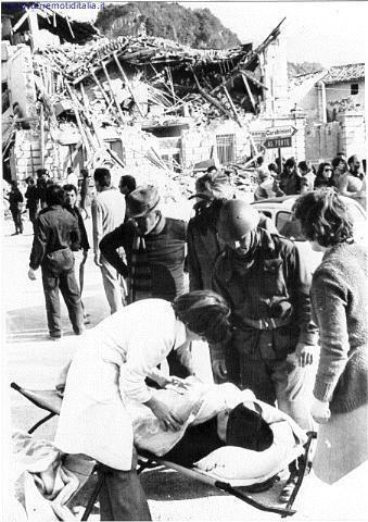 1976 Friuli earthquake Friuli 1976 Earthquake Civil Protection Department