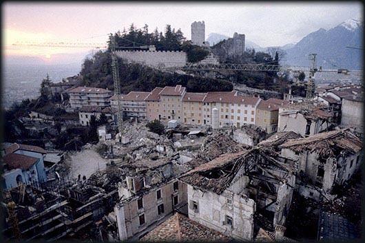 1976 Friuli earthquake The 1976 Friuli Italy Earthquake