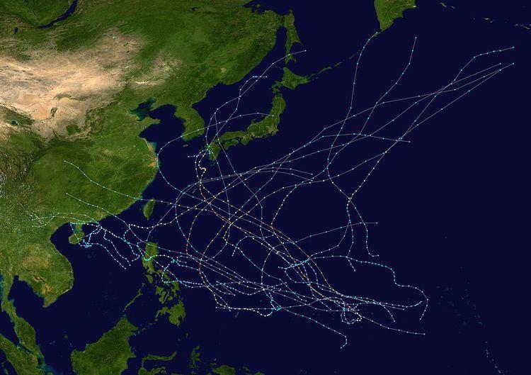 1976 Pacific typhoon season