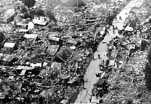 1976 Tangshan earthquake Moderate earthquake near Tangshan China reminds the 1976 disaster