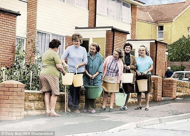 1976 United Kingdom heat wave UK weather during 1976 heatwave was far worse than 2015 writes