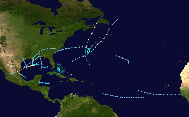 1977 Atlantic hurricane season