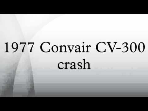 1977 Convair CV-240 crash httpsiytimgcomviroQfir1Ojw4hqdefaultjpg