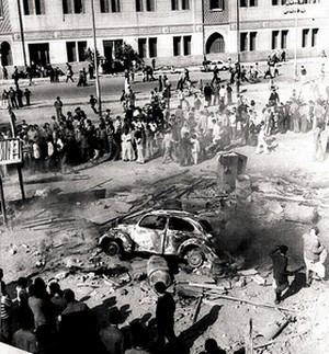 1977 Egyptian bread riots