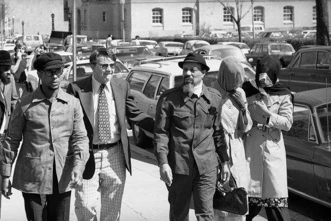 1977 Hanafi Siege March 1977 18 Classic Photos I Found Hanafi Muslims the Pan Am