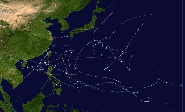 1977 Pacific typhoon season