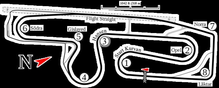 1977 Swedish motorcycle Grand Prix