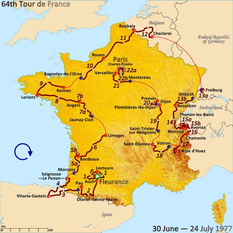 1977 Tour de France