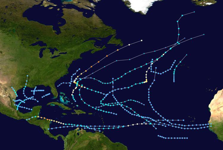 1978 Atlantic hurricane season