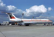 1978 Balkan Bulgarian Tupolev Tu-134 crash httpsuploadwikimediaorgwikipediacommonsthu
