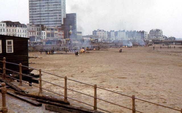 1978 North Sea storm surge