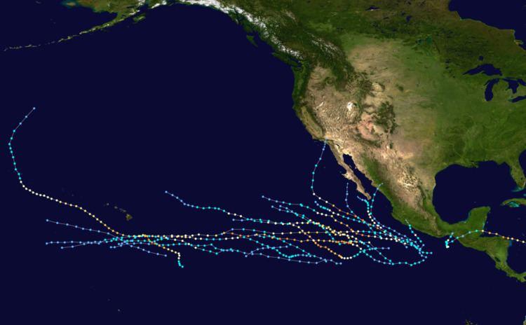 1978 Pacific hurricane season