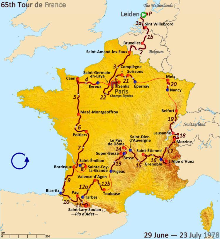 1978 Tour de France