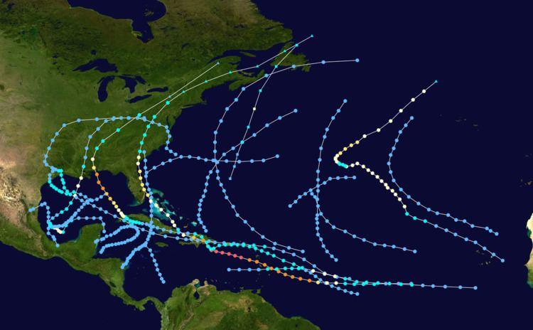 1979 Atlantic hurricane season