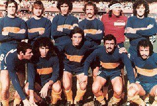 1979 Copa Libertadores Copa Libertadores 1979 Campaa Historia de Boca Juniors