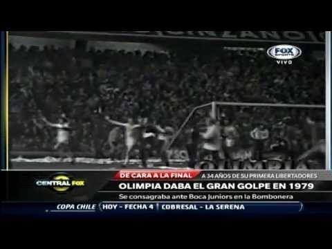 1979 Copa Libertadores El Recuerdo de la Copa Libertadores de 1979 Rogelio Delgado Ex