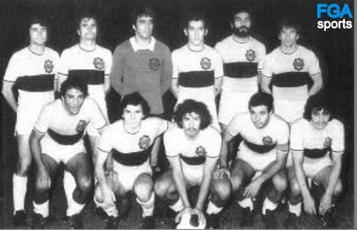 1979 Copa Libertadores FGAsports HACE 32 AOS OLIMPIA SILENCIABA LA BOMBONERA