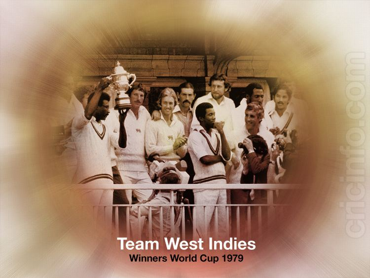 1979 Cricket World Cup 1979 World Cup in England West Indies beat England Video Dailymotion