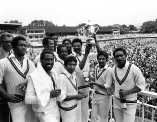 1979 Cricket World Cup West Indies retain their title Cricket News ICC Cricket World