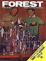 1979 European Super Cup wwwfootballsitecoukImagesProgrammes197980F