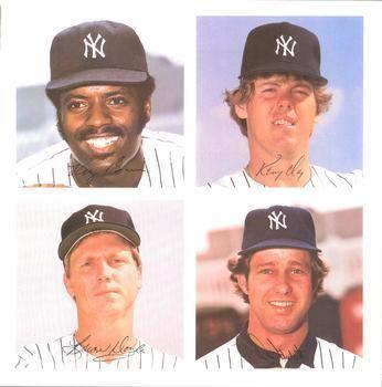 1979 New York Yankees season wwwtradingcarddbcomImagesCardsBaseball98348