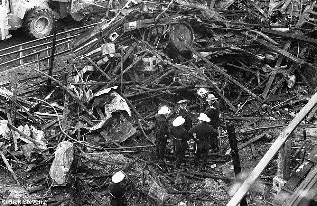1979 Sydney Ghost Train fire Luna Park Ghost Train victim39s brother talks about him for the first