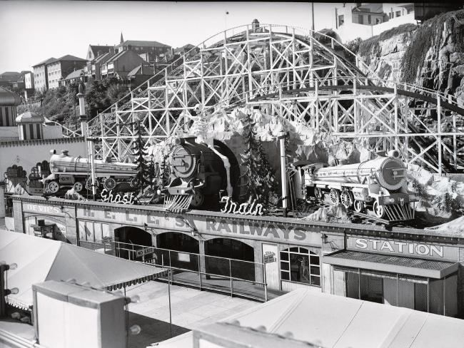 1979 Sydney Ghost Train fire Luna Park tragedy 36th anniversary of the fire that killed seven